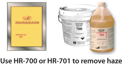 HR700 & HR701 Bottles with Haze Text